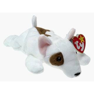 Bruno the Bull Terrier Dog   MWMT Ty Beanie Babies