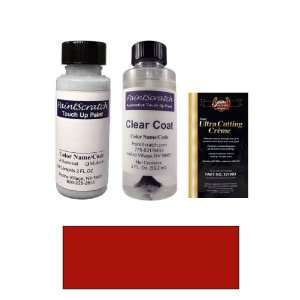 2 Oz. Salsa Red Paint Bottle Kit for 2006 Volkswagen