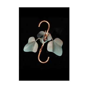 5 inch Decorative Copper Ivy S Hook (Mounting Hardware