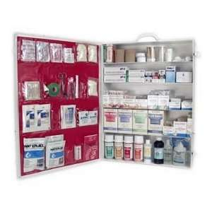 First Aid Kit Industrial 5 Shelf Osha Approved Fill
