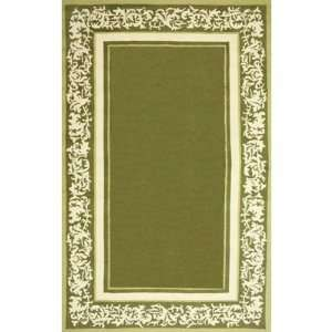 Sawgrass Mills Grace Pesto Rug   Medium 5x8