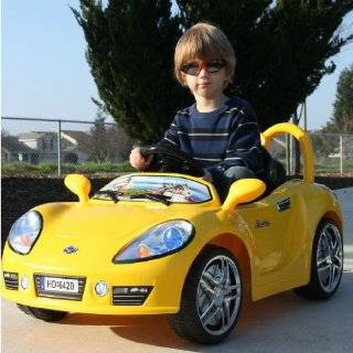 Electric Ride On Car for Kids with Full Function R/C Remote Control