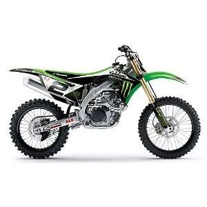 One Industries Race Team Graphics Kit Kawasaki Monster Automotive