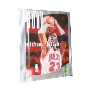 Deck NBA Basketball Michael Jordan Stickers Pack
