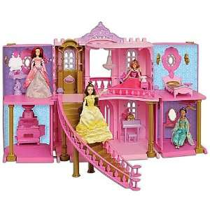 Exclusive Classic Princess Enchanted Castle Doll House