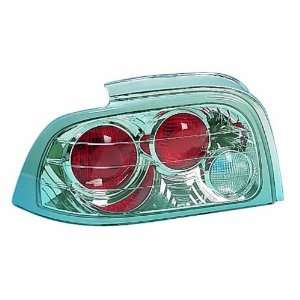 96 98 Ford Mustang Chrome Altezza Euro Tail Lights