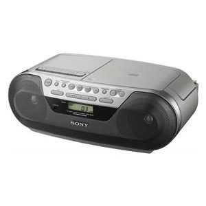Sony CD Radio Cassette Recorder Electronics