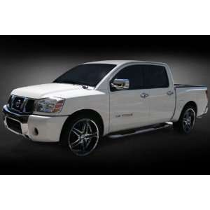 Nissan Titan 2004 2010 SES Chrome Door Handle Covers