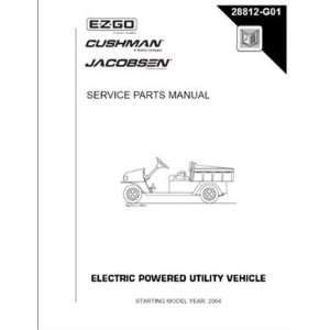for Electric MPT/Industrial Utility Vehicle Patio, Lawn & Garden