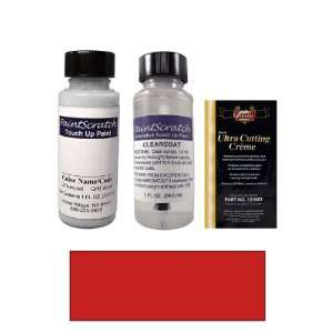 Red Paint Bottle Kit for 1987 Jeep Sportwagon (BE) Automotive