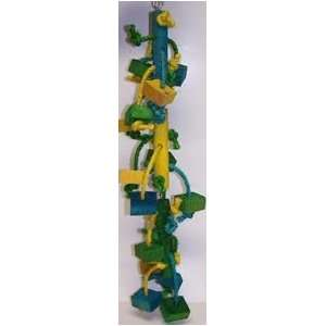 Pollys Pet Products Windjammer Bird Toy