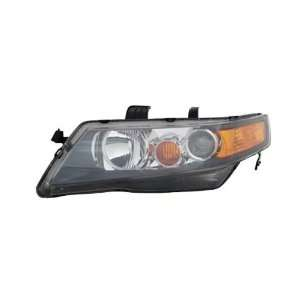 OE Replacement Acura TSX Driver Side Headlight Assembly