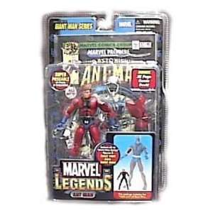 Marvel Legends Exclusive Series Action Figure Ant Man with Giant Man