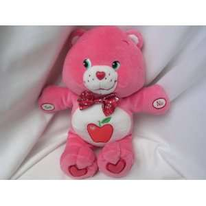 Care Bears Smart Heart Bear 13 Talking RARE Collectible