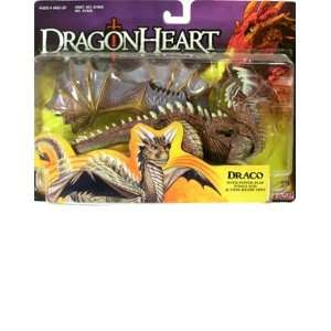DragonHeart Draco with Power Flap Wings Action Figure Toys & Games