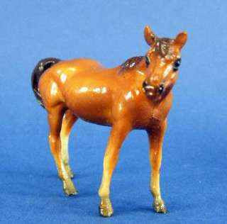 Breyer Horse Stablemate Thoroughbred Mare # 5026 Chestnut