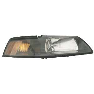 New Replacement 2001 2004 Ford Mustang Headlight Assembly
