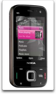 Nokia N85 Unlocked Phone with 5 MP Camera, 3G, Wi Fi, GPS