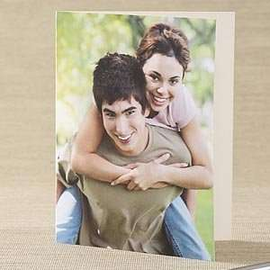 Custom Photo Note Card Stationery